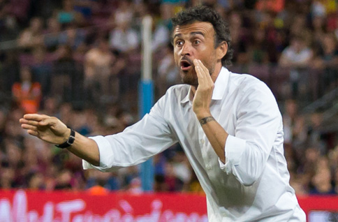 Luis Enrique (© Lluís / CC BY 2.0 / via Wikimedia)